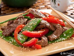 "Beefy Stir Fry - A ""Quick & Easy"" dinner for any night of the week!"