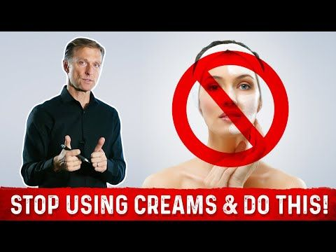 Stop Anti Aging Creams And Do This Instead Youtube Anti Aging Cream Anti Aging Anti Aging Skin Products