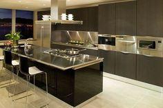Inspire-se nos Modelos de Cozinhas Modernas - Cozinha Planejada Pequena
