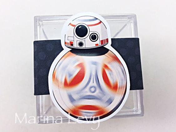 Kit Festa - Star Wars Novo