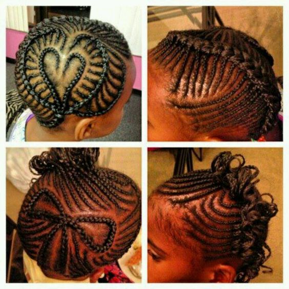Magnificent Different Braid Styles For Black Girls Related Posts To Short Hairstyles For Black Women Fulllsitofus