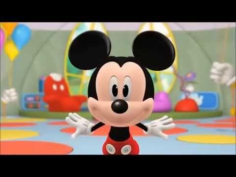 Video Invitación De Cumpleaños Personalizada Mickey Mickey Mouse Feliz