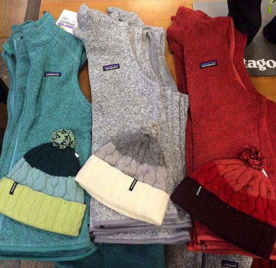 """Is """"ALL 3"""" an option?!? Patagonia Better Sweater L❤VE. http://www.appoutdoors.com/patagonia_c4415.htm"""