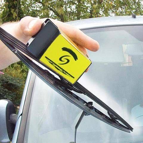 Windshield Repair Kit Car Wiper Restorer Rockcoo Windshield