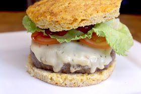Food I Make My Soldier: Cheddar Hamburger Buns