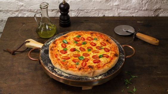 RITA LOBO - Como fazer massa de pizza caseira - Receitas - GNT