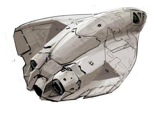 concept ships: