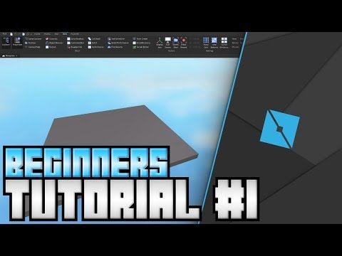 Roblox Building For Beginners Tutorial How To Use Roblox Studio What Plugins I Use Youtube Roblox Beginners Tutorial