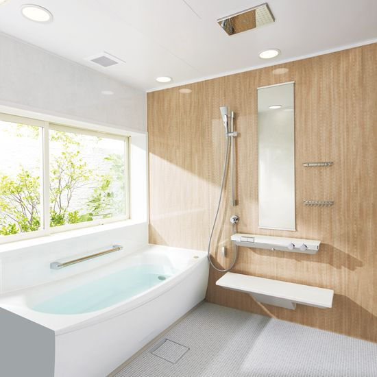 中級価格帯おすすめバスランキング1位 サザナ Toto 浴室 Toto