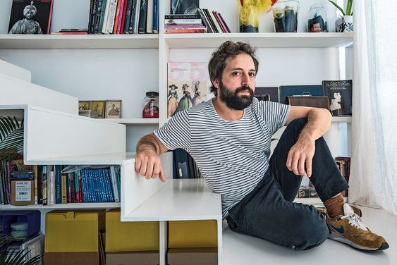 Gregorio Duvivier 2019Credito: Ernani d'Almeida