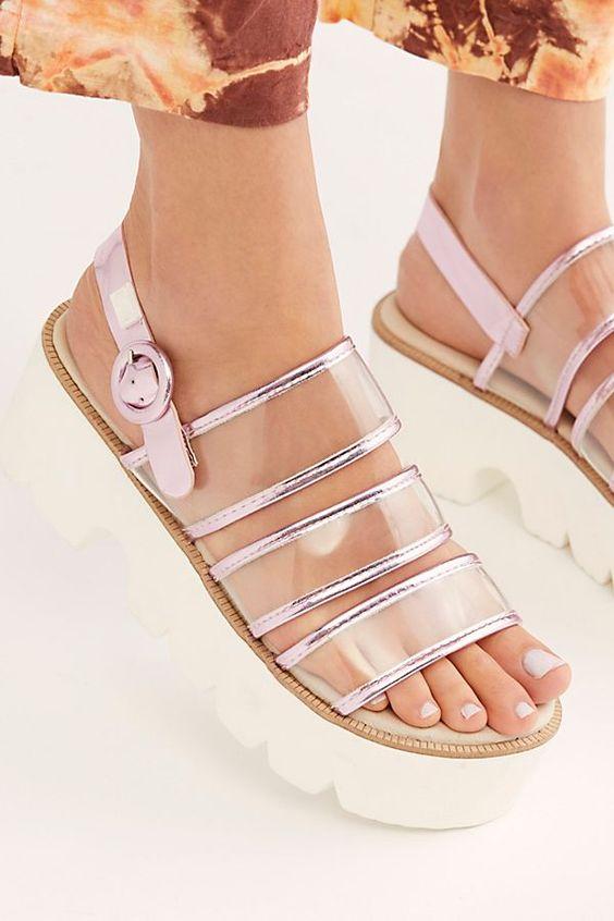 Dizzy Summer Sandals