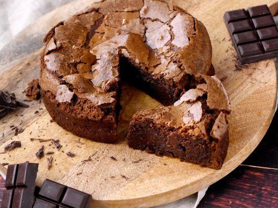 Fondant Au Chocolat Plus Que Fondant Recette Recette Fondant Au Chocolat Recette Fondant Chocolat Patissier