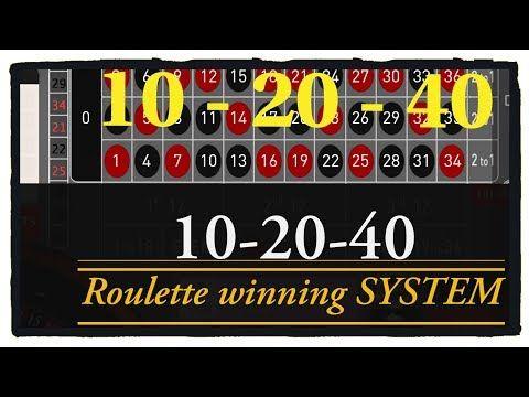 Roulette 2019