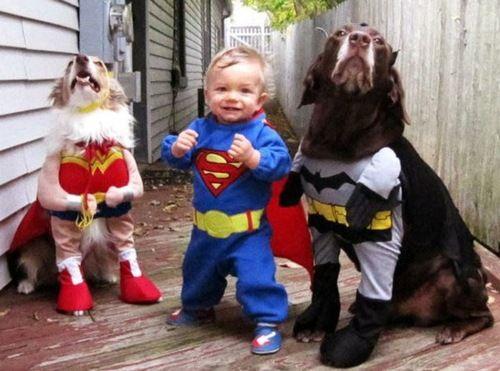 My future family's halloween