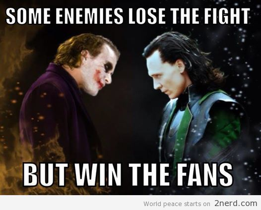 loki meme | Loki Meme I Do What I Want Loki and the joker
