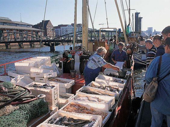 St. Pauli Fish Market.