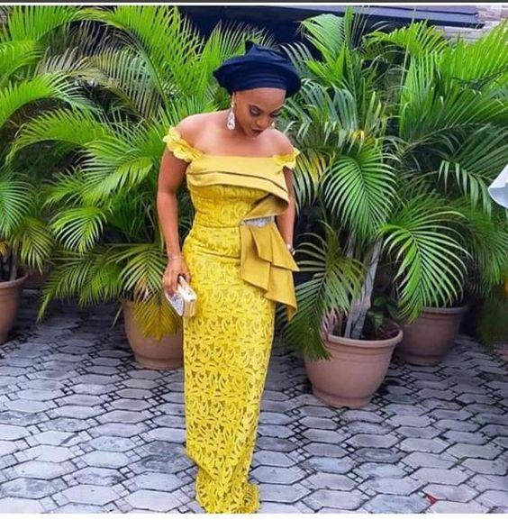 2019 Latest Asoebi Styles