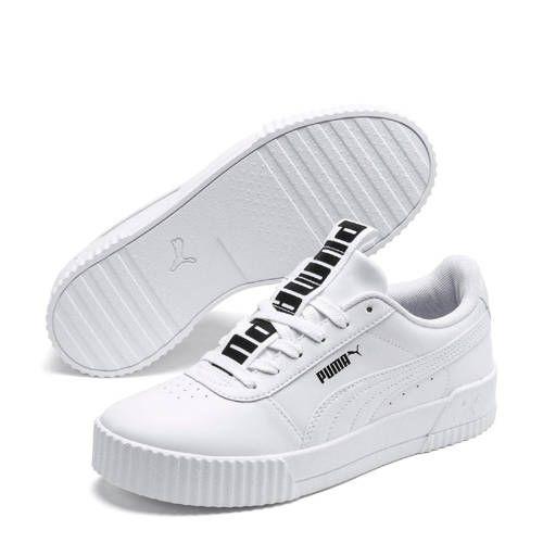 Puma Carina Bold sneakers wit in 2020