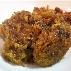 Old Fashioned Carrot Pudding Recipe