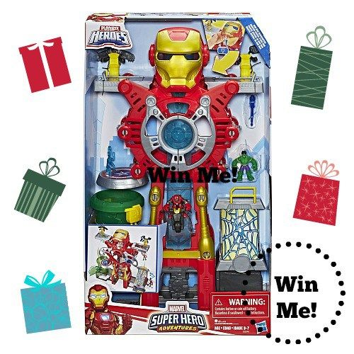 Playskool Heroes Classic Iron Man