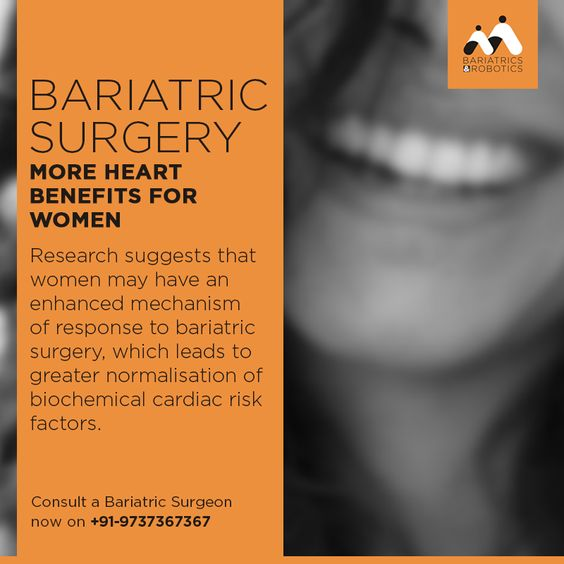 Bariatric Surgery benefits Heart health