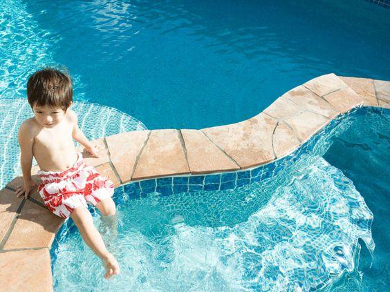 Je veux tout savoir sur : les piscines pour les petits