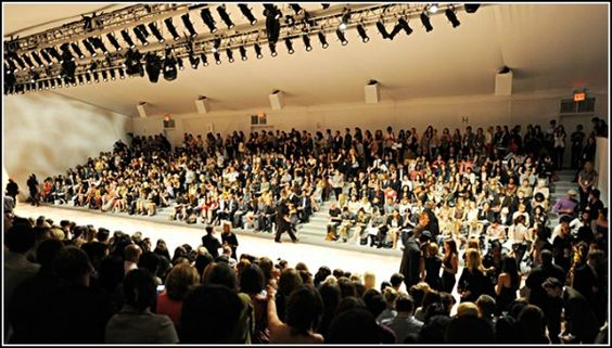 Live from the runway: It's NY Fashion Week Spring 2014 - WATCH 59 shows streamed live from Sept 5 through Sept 12 #NYFW #MBFW