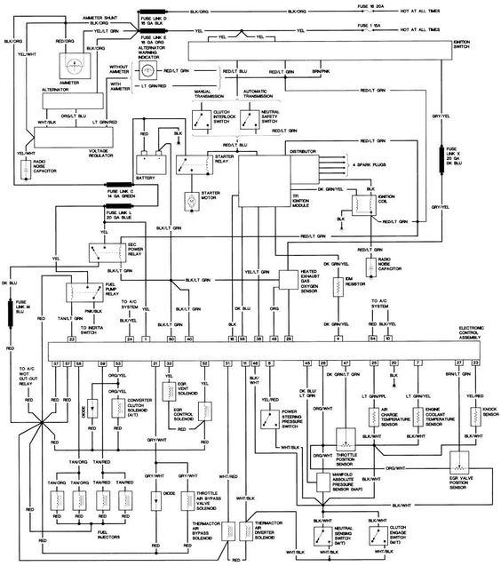 2000 Ford Ranger Wiring Diagram Manual Elegant In 2020 Ford Ranger Electrical Diagram Ford
