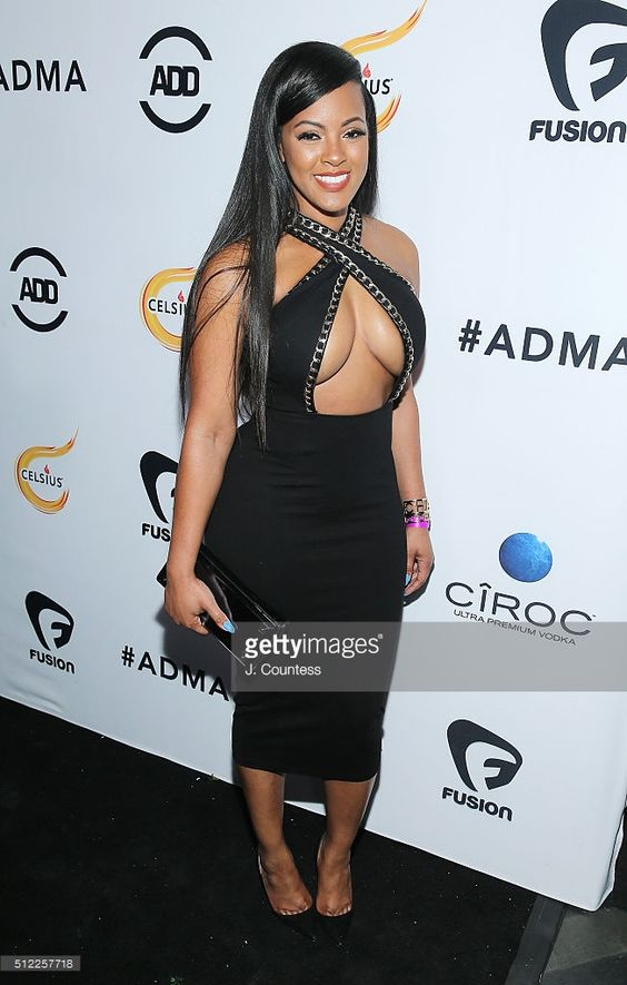 Malaysia Pargo Attends The All Def Movie Awards At Lure Nightclub On February 24 2016 Curves