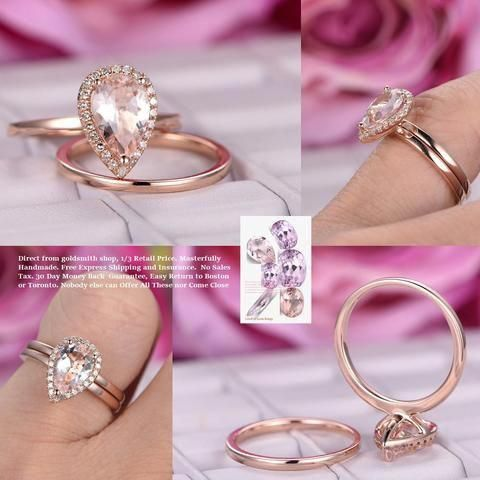 Jewelry Stores Near Me Buy Diamonds In 2019 Morganite Engagement