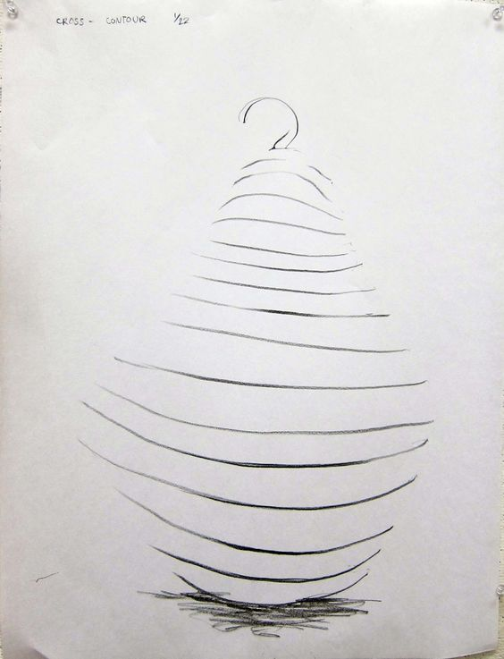 Contour Line Drawing Fruit : Pinterest the world s catalog of ideas