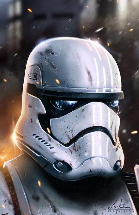 episode VII stormtrooper helmet!!
