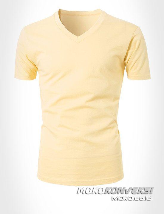 Baju Polos Cream