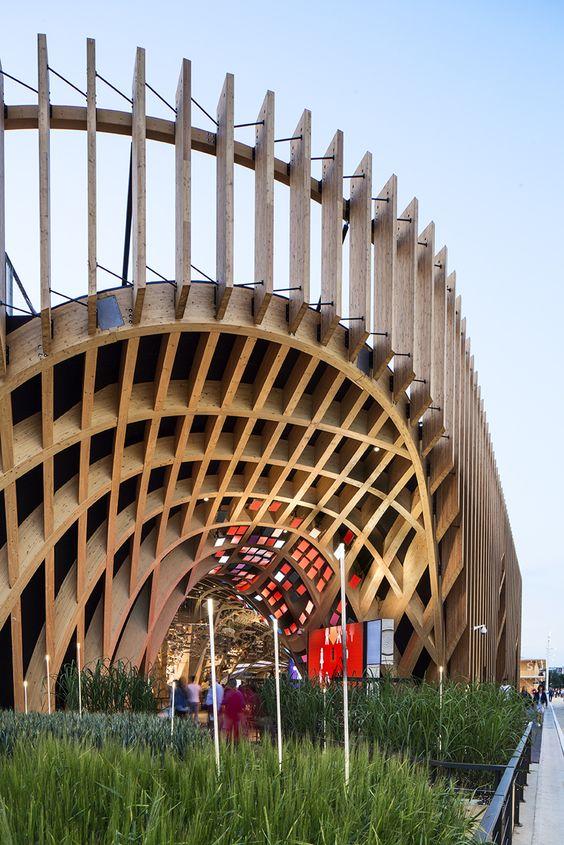 Interview : Martial Marquet jeune architecte sur l'exposition universelle 2015