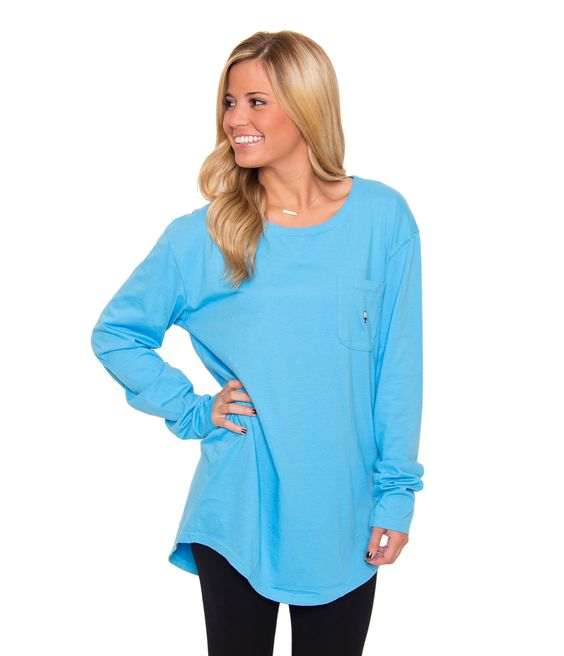 #DearSoutherShirt Kimmy Boatneck L/S - Bestsellers - Shop | The Southern Shirt Company