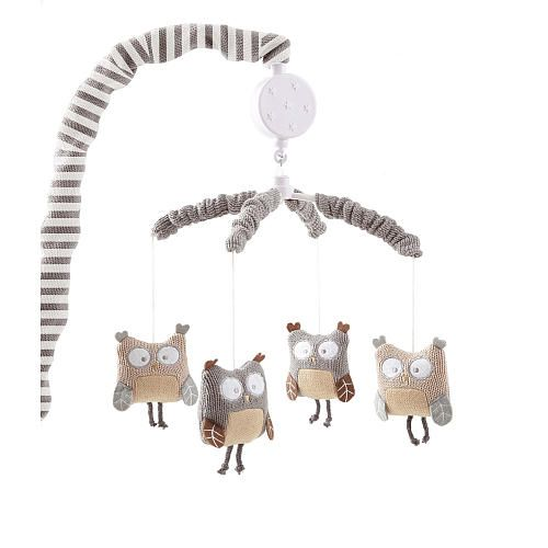 "Levtex Baby Night Owl Mobile - Levtex Baby - Babies ""R"" Us"