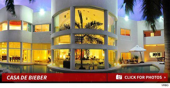 Casa De Bieber....