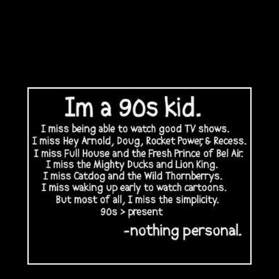 I absoloutly LOVED Hey Arnold...i like doug a lot too! And who didn't love Fresh Prince? awww mighty ducks!