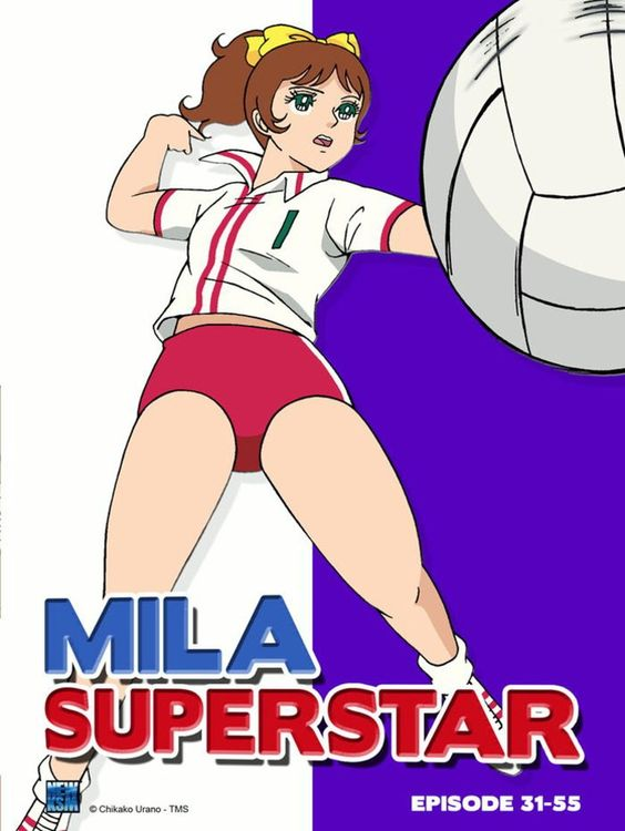 Mila Superstar Anime Ger-Dub
