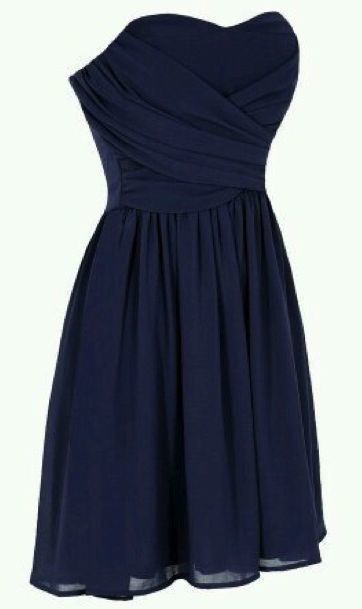 2016 Custom Made Sweetheart Homecoming Dress, Sweetheart Short Prom Dress,Elegant Dark Blue Party Dress,Popular Chiffon Cocktail Dress