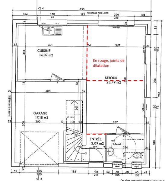Joint De Dilatation Carrelage Floor Plans