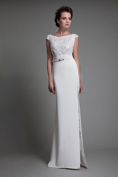 Goddess Wedding Dresses Show Luxurious and Aesthetic Beauty ...