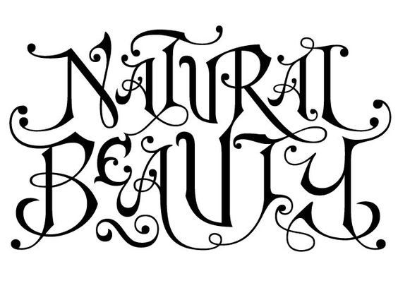 Graphic Design, Packaging Design and Home Desgin Blog by New York Designer: Hand Lettering