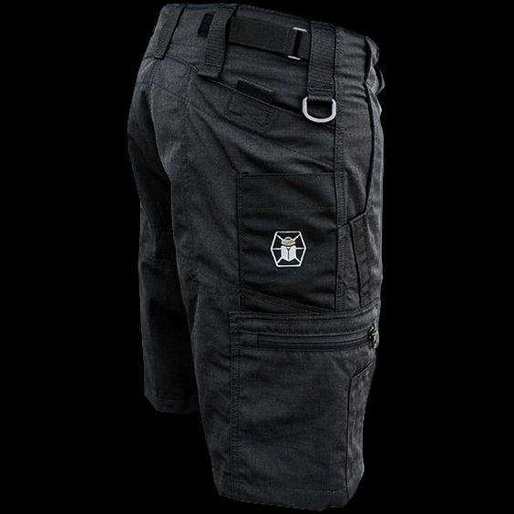 Kitanica Range Shorts in Black