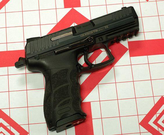 Gun Review: H&K P30 - The Truth About Guns