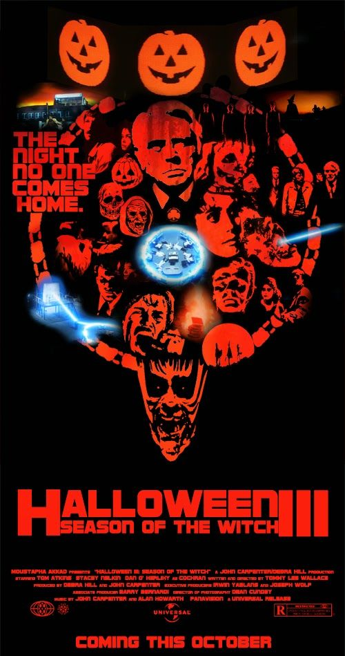 """FRIGHT FEST! """"Halloween III: Season of the Witch"""" (1982) 