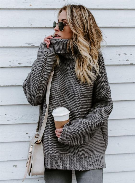 42 Spring Sweaters Every Girl Should Keep outfit fashion casualoutfit fashiontrends