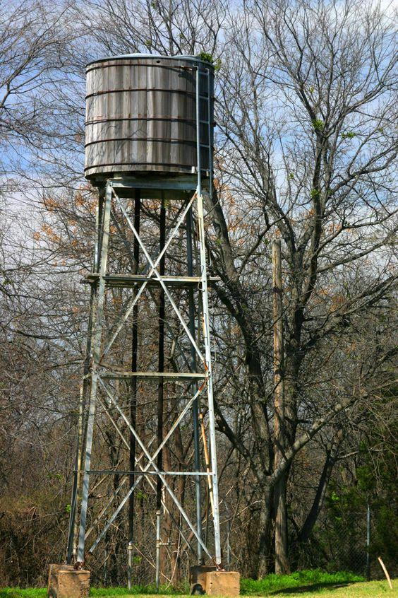 Water Tower At Penn Farm My Photos Of Joe Pool Lake