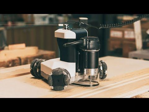 Portable Cnc Cutter Robot Is A Must Have For Any Makerlabs In 2020 Cnc Machine Tools Cnc Router Machine Cnc