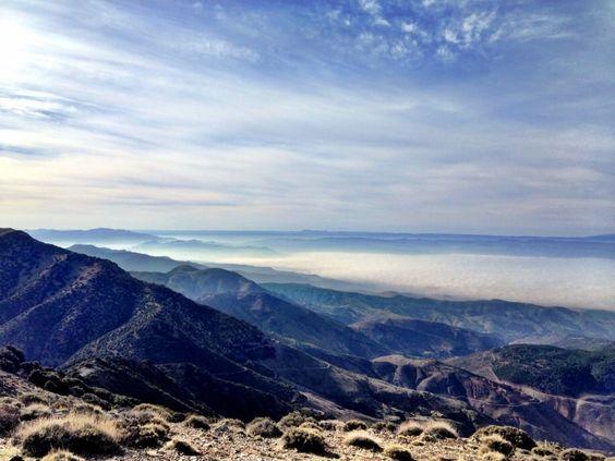 das Himmelsdiktat - im marokkanischen Atlas Gebirge